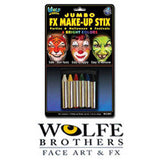 Wolfe Face Painting Stix