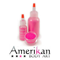 Amerikan Body Art Cosmetic Glitter