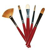 Brushes By Type
