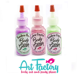 Art Factory Rainbow Crystal Body Glitter