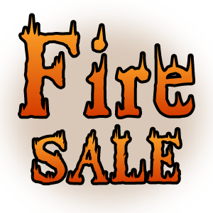 Fire Sale (Up to 35%)