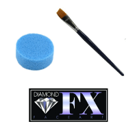 Diamond FX Brushes & Sponges