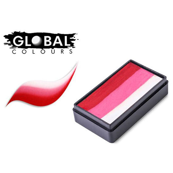 Global Magnetic One Stroke Cakes (25 gm)
