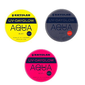 Aquacolor Cosmetic UV Dayglow