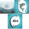 Sea Animal & Nautical Stencils