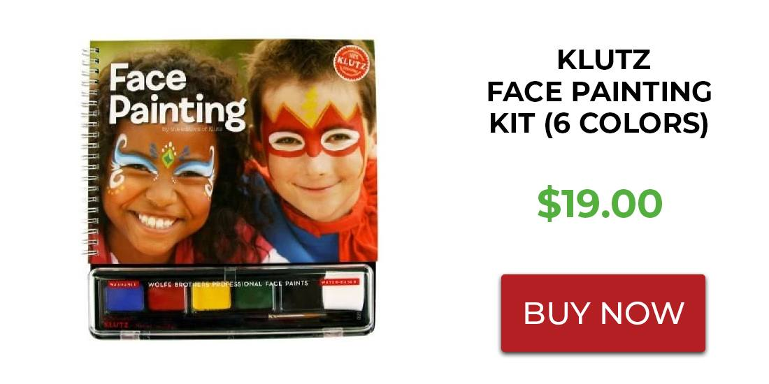 Face Painting For Beginners Learn How To Face Paint Facepaint Com