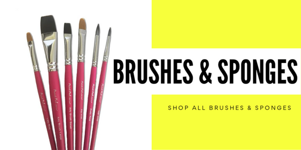 Brushes and Sponges