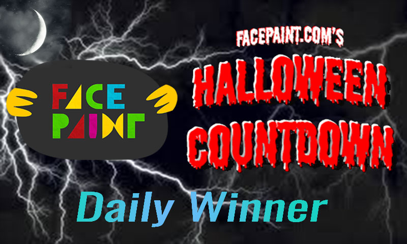 2018 Instagram Halloween Countdown: Daily Winner