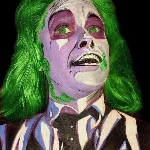 Pop Art Beetlejuice