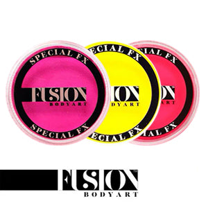 Fusion Body Art Neon/UV Colors