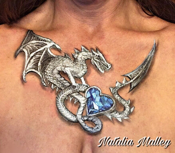 Jeweled Dragon final