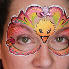 Easter Mask tutorial by Stacey Perry