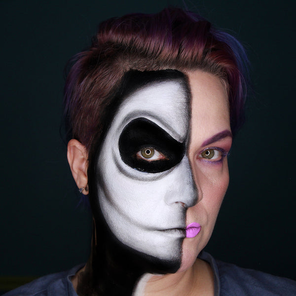 Jack Skellington Glam by Stacey Perry