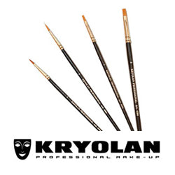 Kryolan Brushes