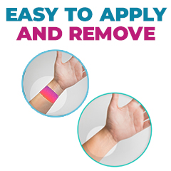 Easy To Apply & Remove