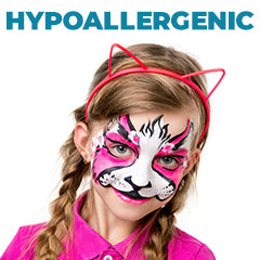 Hypoallergenic Face Paints