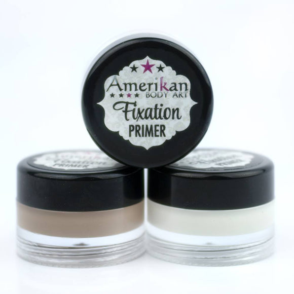 Amerikan Body Art Neutral Fixation Primer (10 ml)