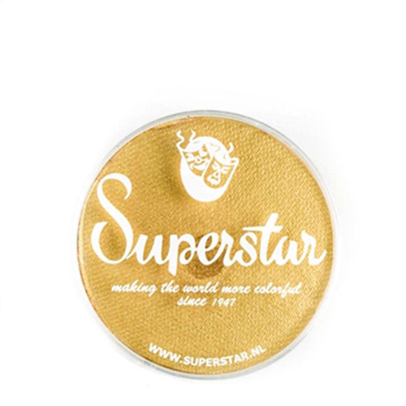Superstar Face Paint - Gold Finch Shimmer 141