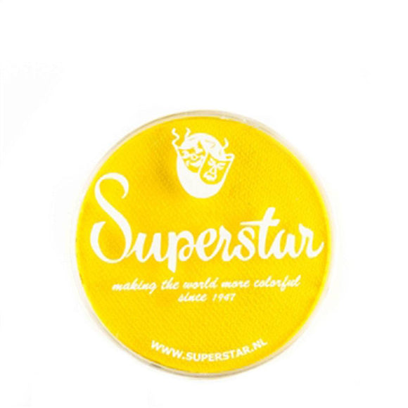 Superstar Face Paint - Yellow 144