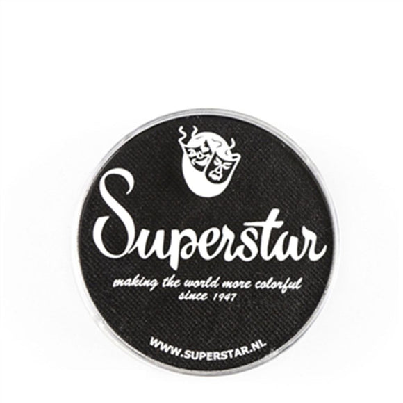Superstar Face Paint - Line Black 163