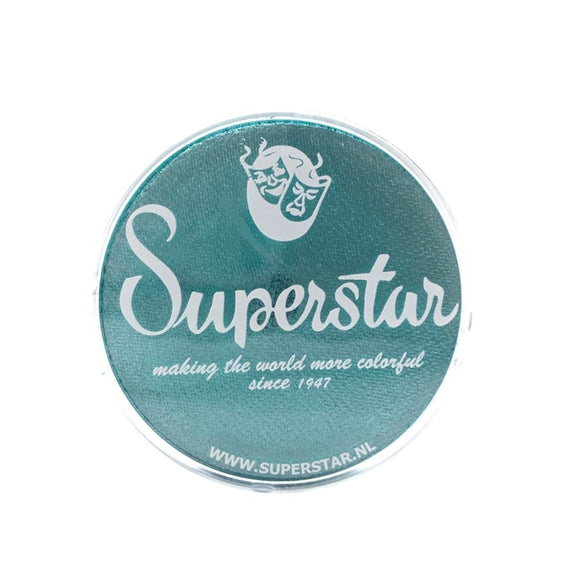 Superstar Face Paint - Green Shimmer 309