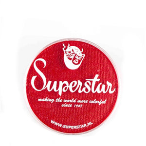 Superstar Face Paint - Fire Red 035