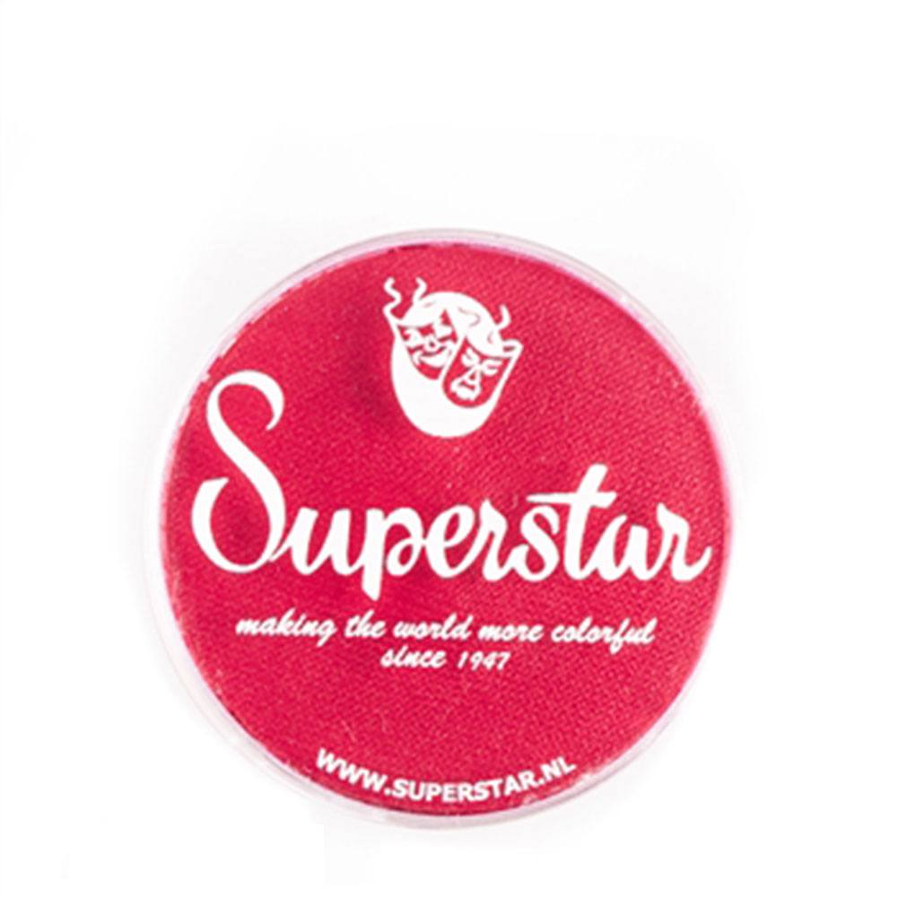 Superstar Face Paint - Cerise Red 040