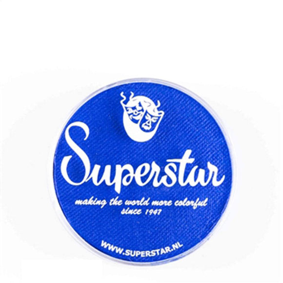 Superstar Face Paint - Bright Blue 043