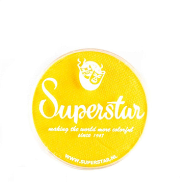 Superstar Face Paint - Bright Yellow 044