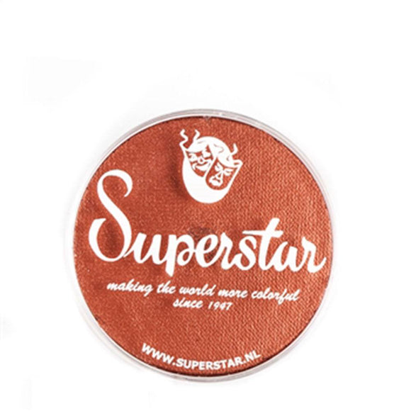 Superstar Face Paint - Copper Shimmer 058