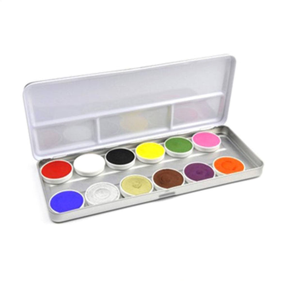 Superstar Bright Colors Palette (12 Colors)