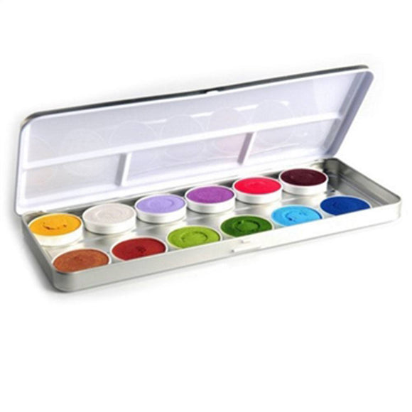 Superstar Fairy Tales And Animals Palette (12 Colors)