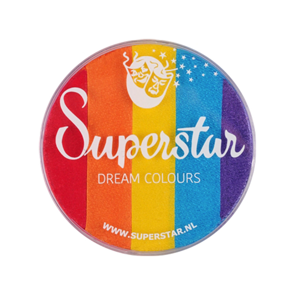 Superstar Dream Colours Rainbow Cake - Rainbow #901 (45 gm/ 1.59 oz)