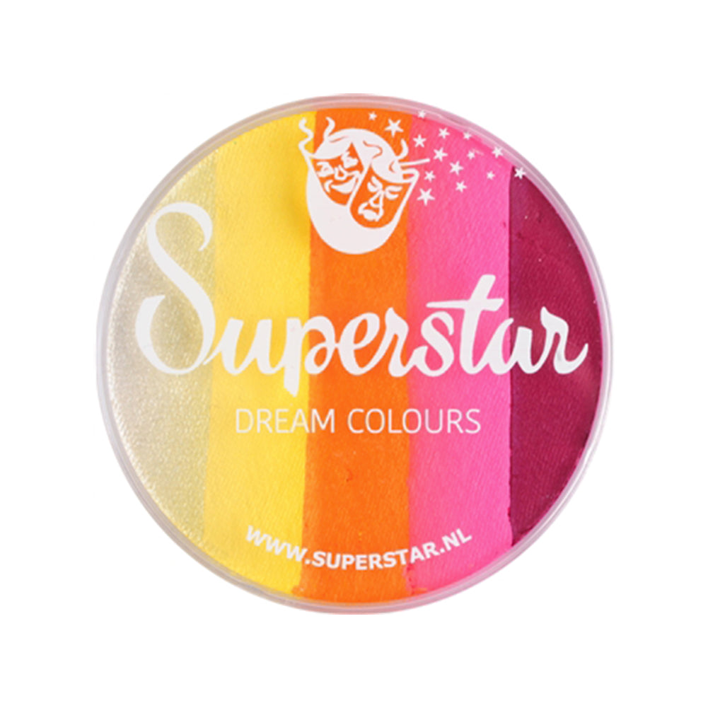 Superstar Dream Colours Rainbow Cake -  Summer #902 (45 gm/ 1.59 oz)