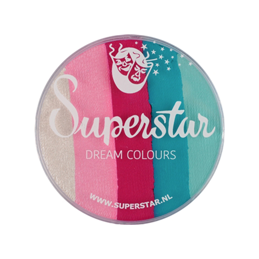 Superstar Dream Colours Rainbow Cake - Ice Cream #903 (45 gm/ 1.59 oz)