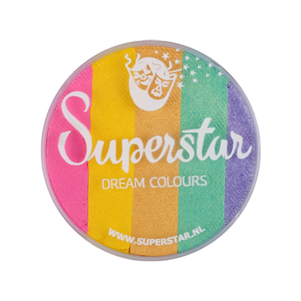 Superstar Dream Colours Rainbow Cake - Unicorn #904 (45 gm/ 1.59 oz)