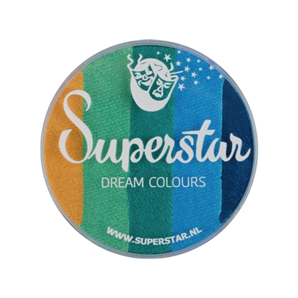 Superstar Dream Colours Rainbow Cake - Emerald #905 (45 gm/ 1.59 oz)