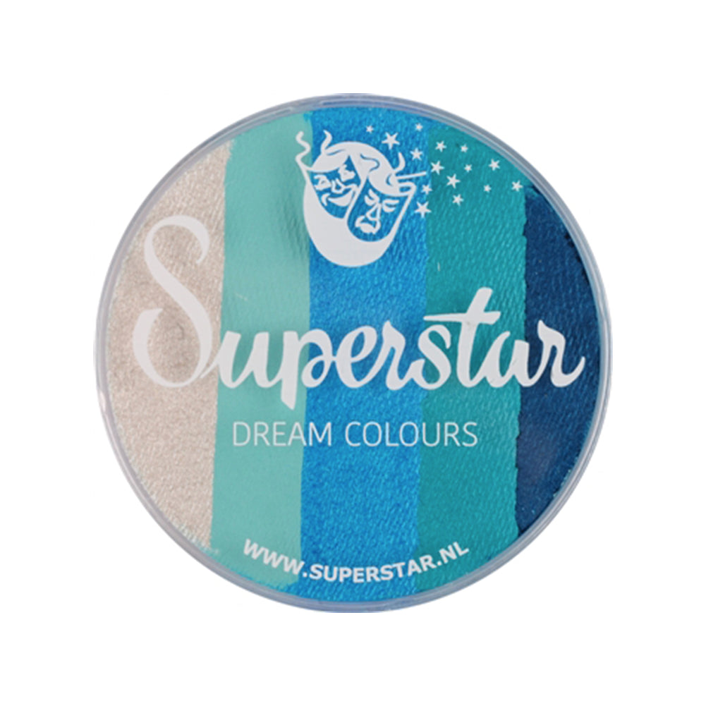 Superstar Dream Colours Rainbow Cake - Ice Ice Baby #906 (45 gm/ 1.59 oz)