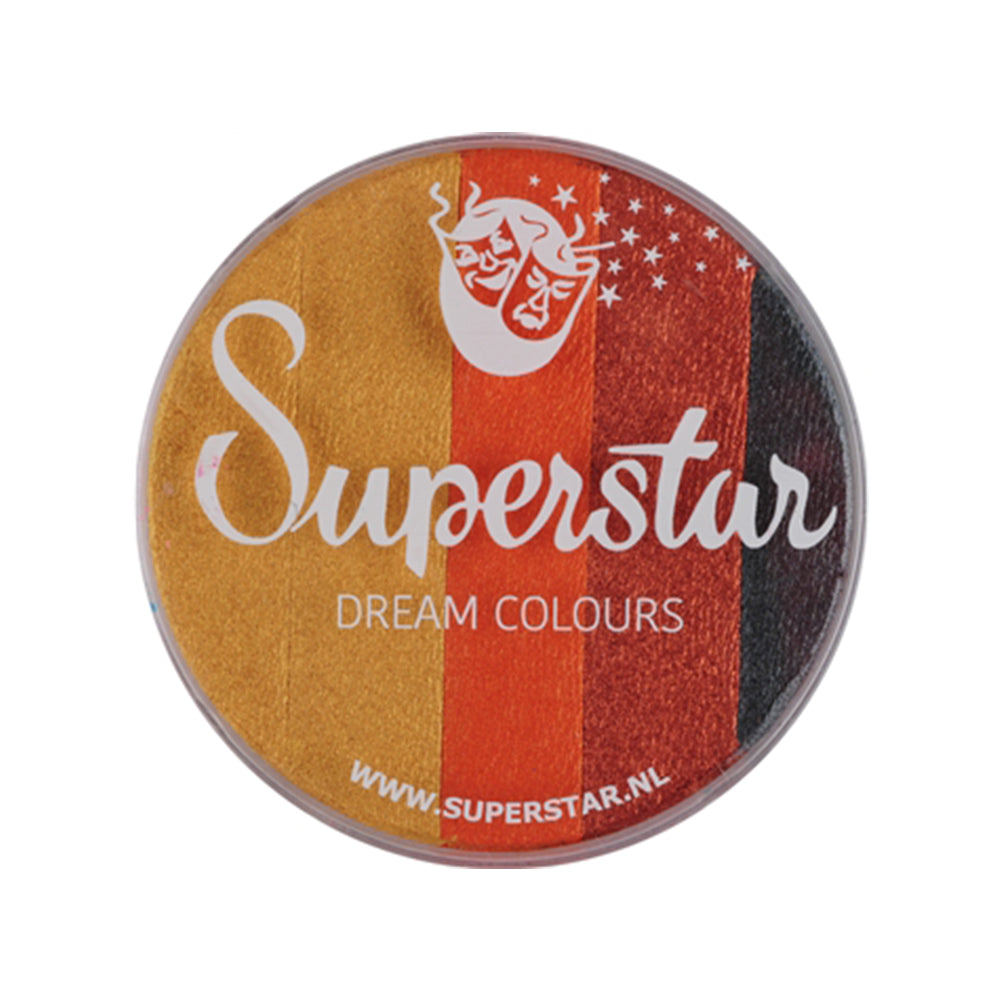 Superstar Dream Colours Rainbow Cake - Safari #907 (45 gm/ 1.59 oz)
