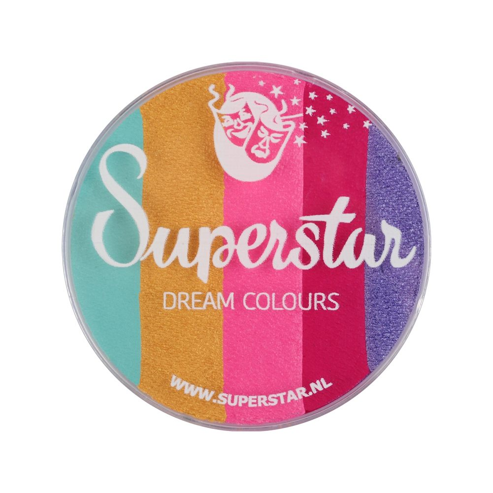 Superstar Dream Colours Rainbow Cake - Candy #909 (45 gm/ 1.59 oz)