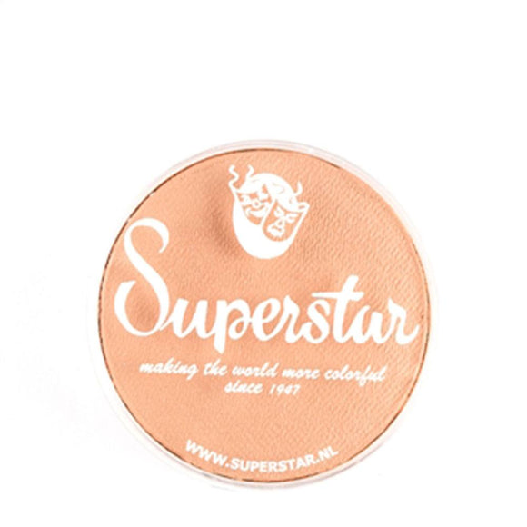 Superstar Face Paint - Light Sun Tan Complexion 009