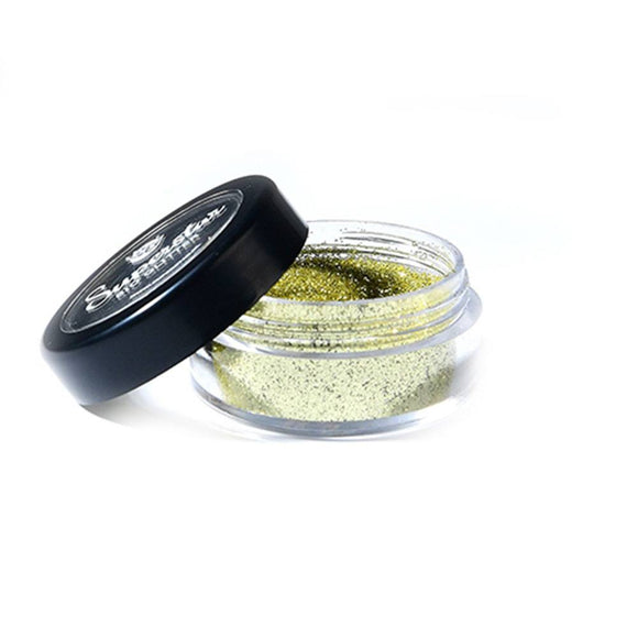 Superstar Biodegradable Glitter - Fine Gold (6 ml)