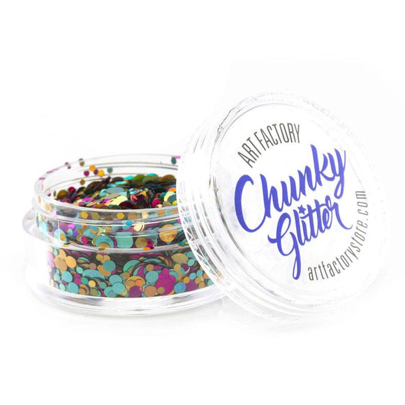 Art Factory Chunky Glitter - Unicorn Pop (10 ml)