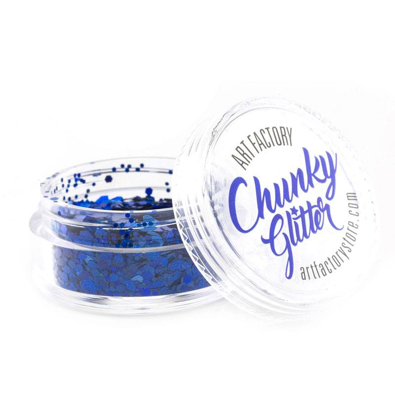 Art Factory Chunky Glitter - Abyss (10 ml)