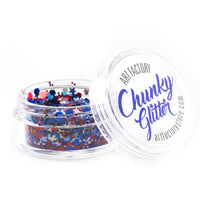 Art Factory Chunky Glitter - Fireworks (10 ml)