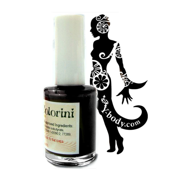 Colorini Tattoo Ink - Black (15 ml)