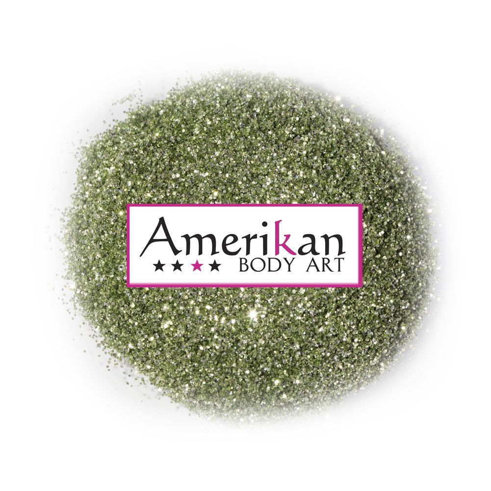 Amerikan Body Art Biodegradable Glitter - Jade Green