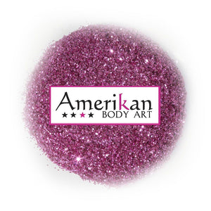 Amerikan Body Art Biodegradable Glitter - Pink Sapphire