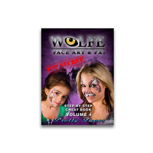 Wolfe Cheat Book, Vol 4 Pretty Faces - Wolfe Face Art