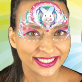 FAB Face Paint - White 161